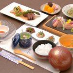 和食・会席料理の一例